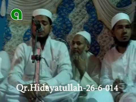 anjuman sautual quran qari hidayatullah jaipur