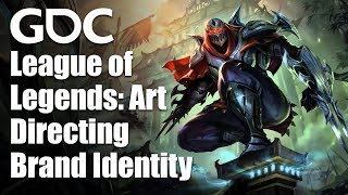 League of Legends Client Update: Art Directing a Consistent and Scalable Interactive Brand Identity