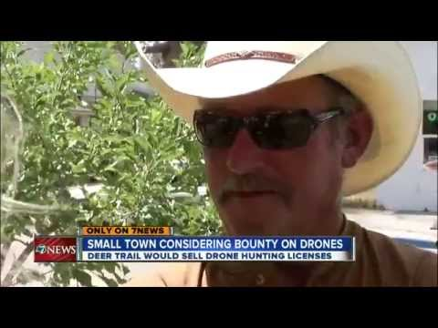 Colorado Town Plans To Issue Drone Hunting Permits