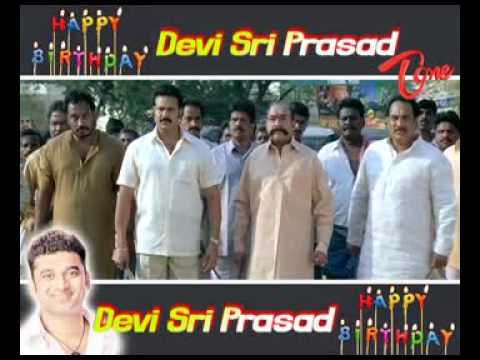 Happy Birthday Devi Sri Prasad - A Special Program