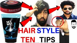 best hairstyles for men tips | hair care tips | best hair products