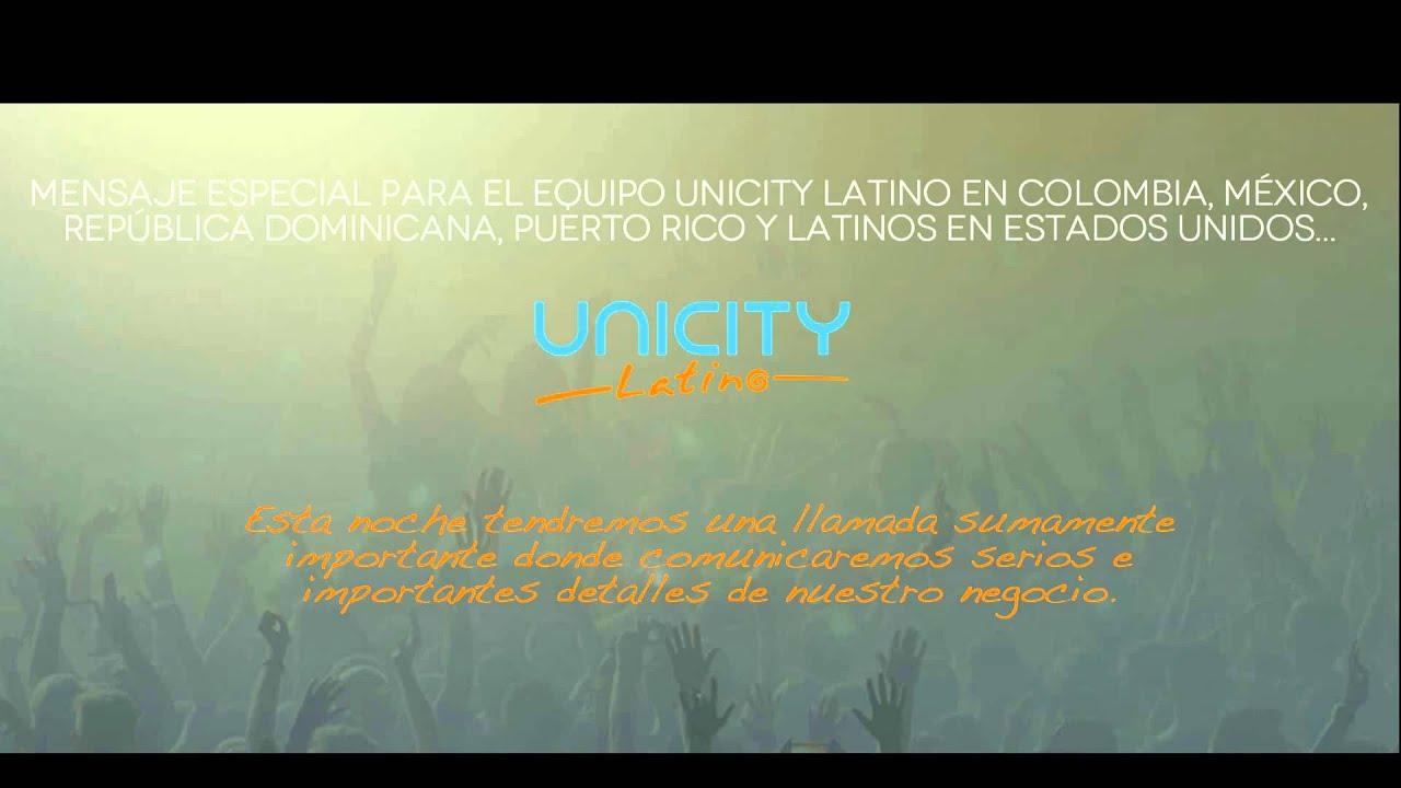 unicity latino unicity latino