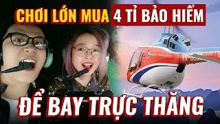 Vlog Mi Son Goi truc thang bay de dang nhu taxi qua app