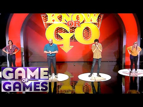 Know Or Go! | Game Of Games
