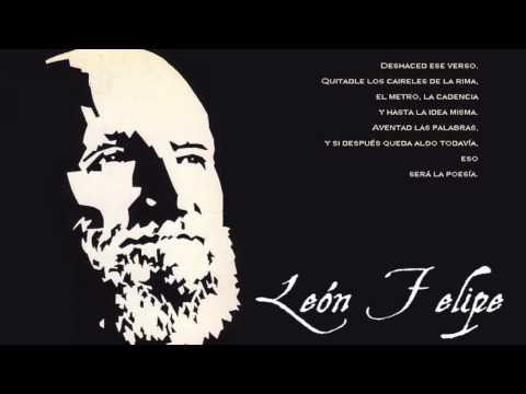 DONDE LA PALABRA SE HACE MÚSICA - A LEÓN FELIPE (2ª PARTE) - Febrero 1987