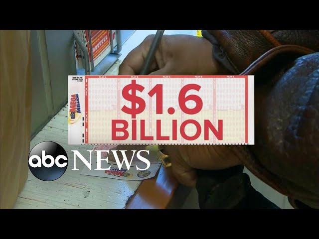 Go behind the scenes of the Mega Millions drawing