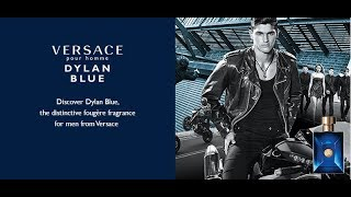 Versace Dylan Blue Pour Homme (I've changed my mind)