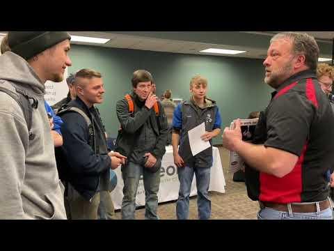 MPG Talks Careers At Northwest Iowa Community College