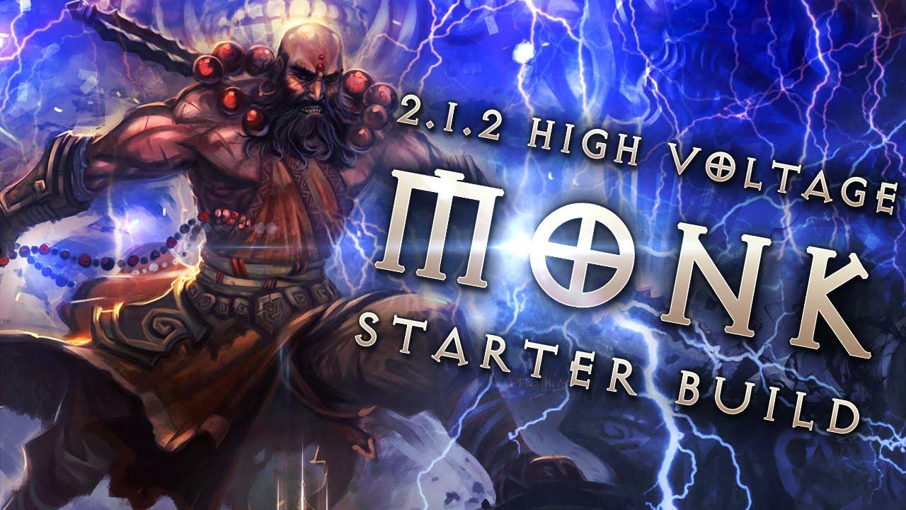 Best Lightning Monk Build Diablo