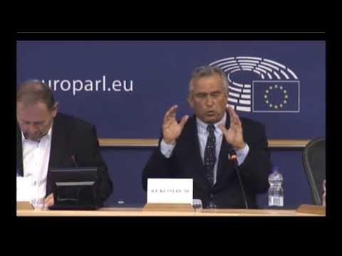 Robert F. Kennedy, Jr's Keynote at EU Parliament Greens Hearing on Pesticides | Sept. 2018