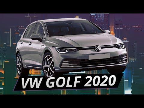 Таких больше не будет. Volkswagen Golf 8   Наши тесты