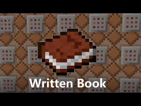 1.8-/give-written-books---minecraft-tutorial