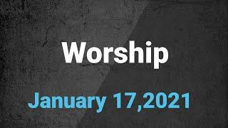 "Worship-January 17,  2021  ""Slow to Wrath"""