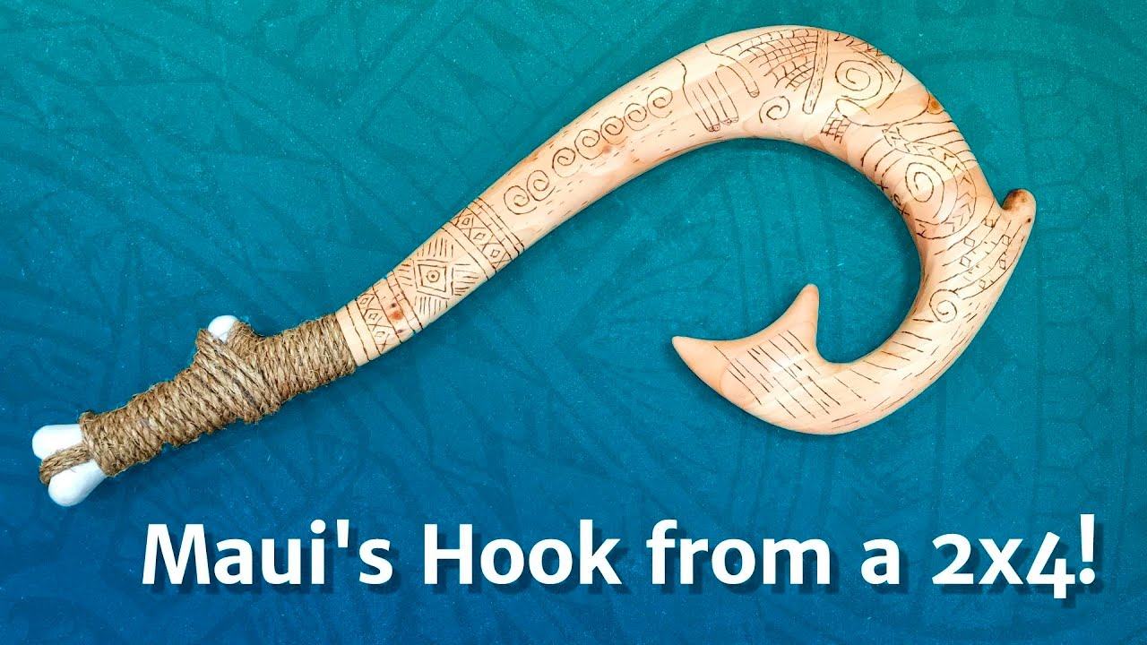 Maui fish hook pictures to pin on pinterest pinsdaddy for Fish and hook
