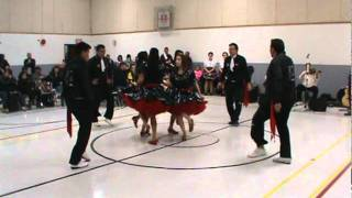 Asham Stompers BREAKDOWN Louis Riel Day 2012 @ Southeast Jamboree