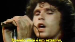 The Doors - People are strange (Legendado)