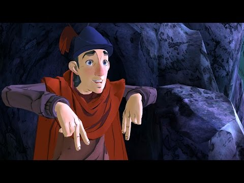 Kings Quest - Chapter 1 - Cave Conundrums (8)