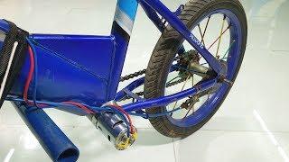 Chế XE ĐẠP ĐIỆN với Motor Giảm Tốc 775 thumbnail