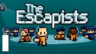 NUEVA SERIE! The Escapists! El Prisionero Madafaka! Capitulo 1!