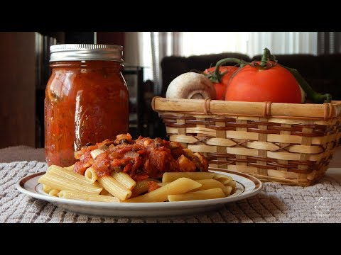 Easy Marinara Sauce Recipe   How To Make Mushroom Marinara Sauce   The Sweetest Journey
