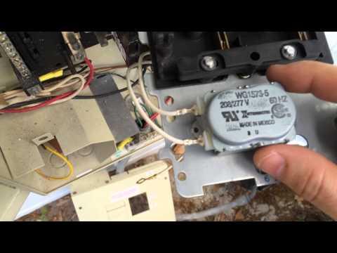 Timer not working mp4 doovi for Intermatic sprinkler timer motor