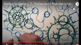"""Нейрографика с Т. Лобановой Мастер-класс """" От мечты к результату"""""""