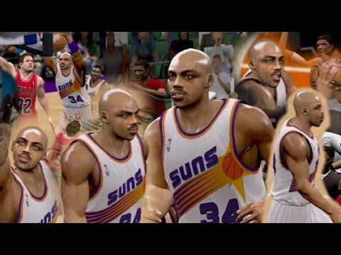 Charles Barkley Won't Appear On NBA 2K19