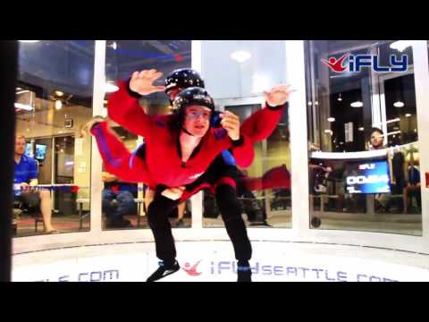 iFLY What To Expect - YouTube