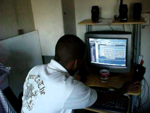 QPiTSM Making A Beat Like Scott Storch
