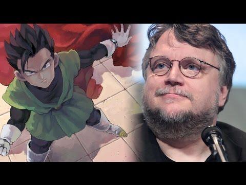 Guillermo Del Toro dirigira la pelicula del Gran Saiyaman! Db super 73 - Inspector Geek