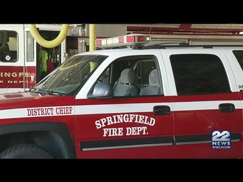 Springfield Firefighters answer question on fire safety