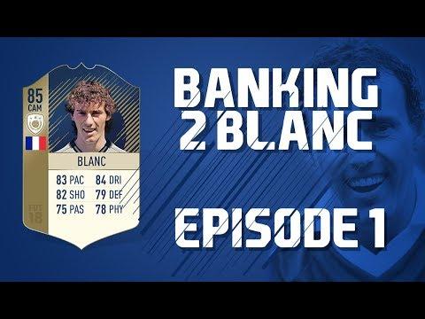 ASMR - BANKING 2 BLANC - EP1 - FIFA 18 - Whisper - English Accent