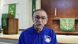 Video Announcement for February 6, 2021 - Ralph Reynolds (ARK)