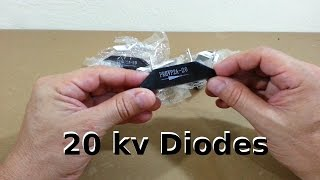 High Voltage Diode from Banggood Review