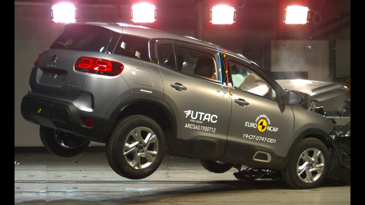 2019 Citroen C5 Aircross – Crash Tests