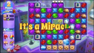 Wonka's World of Candy Level 625 - NO BOOSTERS + FULL STORY ???? | SKILLGAMING ✔️