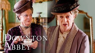 The Dowager's Finest Moments   Downton Abbey