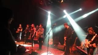 Luca Little feat. Anna Känzig & Patrick Bishop - Horizon - 14/12/2013 @ Theater am Gleis Winterthur