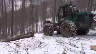 Lesný traktor skidder LKT 81 ITL