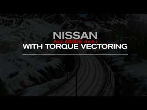 Nissan Juke ALL MODE 4x4-i トルクベクタリング / Torque Vectoring