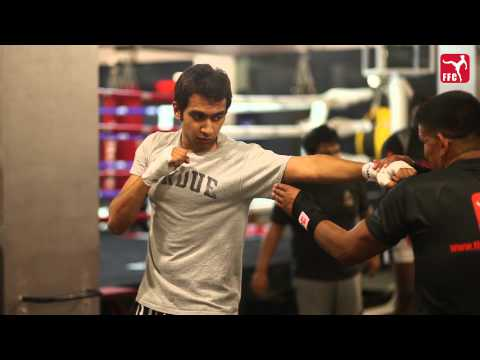 Maaz, Member, Fitness Fight Club (FFC), Bangalore