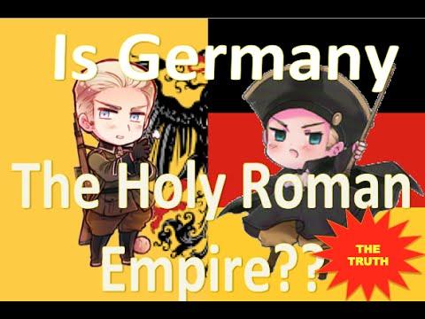 IS GERMANY THE HOLY ROMAN EMPIRE?? Hetamystery #1