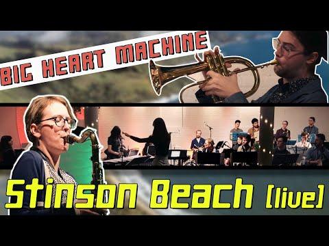 Brian Krock's Big Heart Machine- Stinson Beach