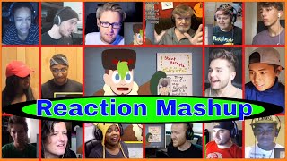 ALL THE WAY - (Jacksepticeye Songify Remix by Schmoyoho) REACTION MASHUP.
