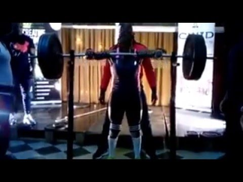 Fitness Africa 2015 Powerlifting
