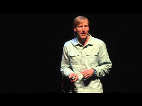 How to Get 6000 ft of Vertical Climbing OUT of Your Body in a Short Time | Hans Florine | TEDxUNC