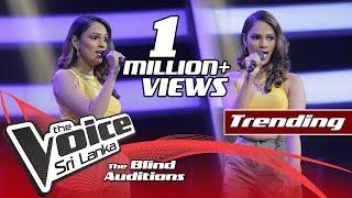 Rashini Imasha - Jiya Re | Blind Auditions | The Voice Sri Lanka Thumbnail