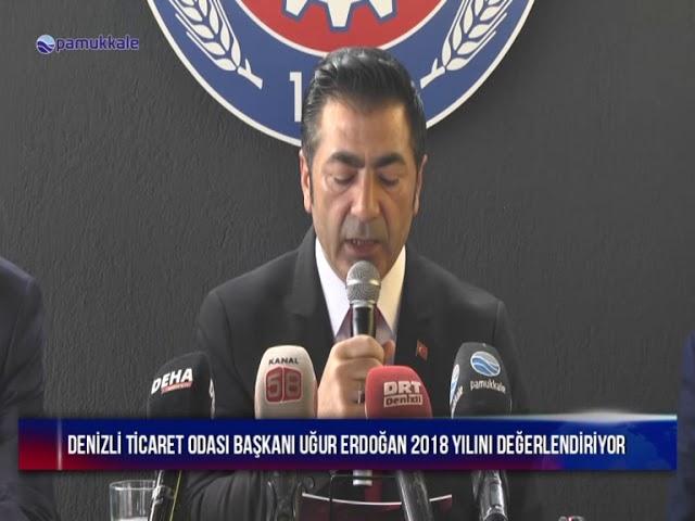 2018 Yılı Değerlendirme Toplantısı (Pamukkale TV)