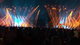 Dirty South play Just Dream @ The Garden Axtone Stage - Tomorrowland 2016