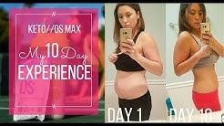 My 10 Day Experience Results | KETO OS MAX Pruvit